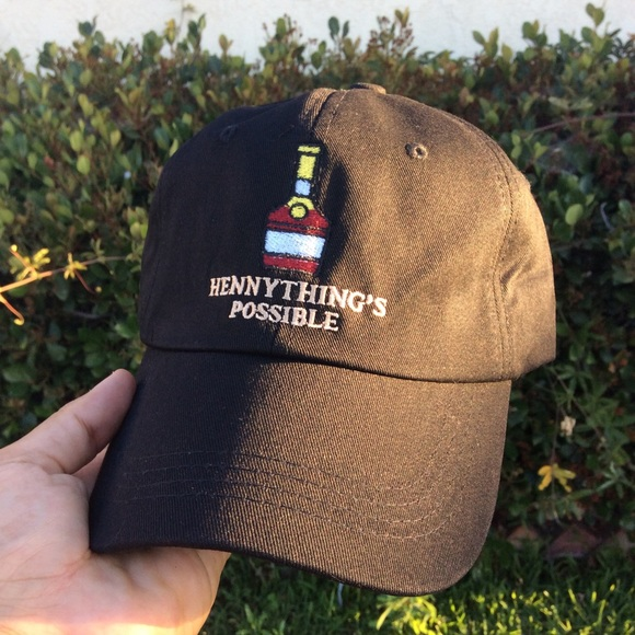 Hennything is possible Dad Hat NWT c37ab4aaedc6